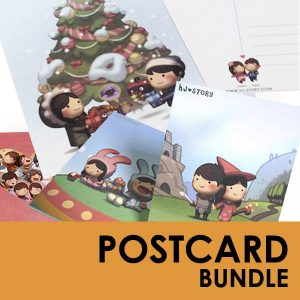 Postcard Set Bundle