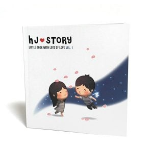 HJS Vol.1 Softcover
